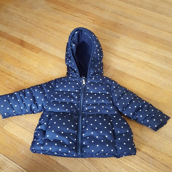9a5dcc0e3 healthtex Jackets & Coats | Infant Winter Coat 12m Navy And White ...